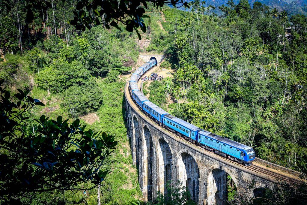 DAY 11 Worlds Most Beautiful Train Ride