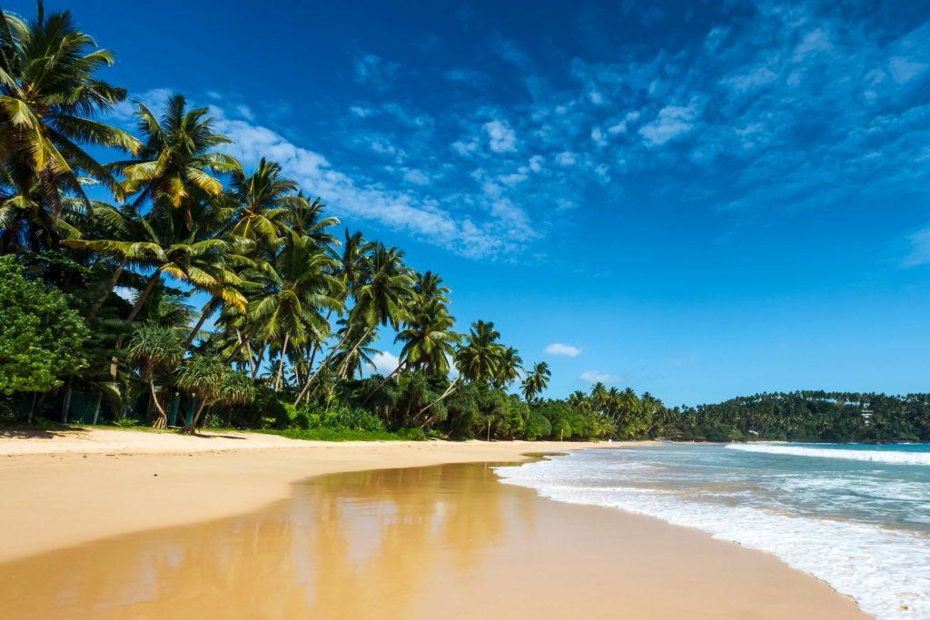 DAY 21 So Long Ceylon - Induruwa Beach
