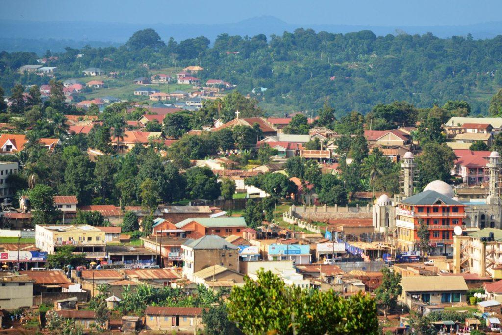 mukono-town